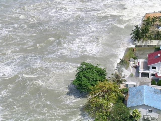 Соседние Малайзия, Мьянма и Бангладеш пострадали значительно меньше. Во всей Малайзии погибли лишь 68 человек, из них больше пятидесяти на острове Пенанг. До Бангладеш дошли только отголоски основной волны. Одна лодка перевернулась, двое детей утонули. Эту страну, которую часто затопляют муссонные дожди, цунами пощадило.