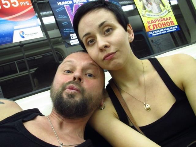 7 октября 2013 года Илья стал отцом: у него родилась дочь Айя, с ее мамой, Марией Черновой, отношения были оформлены официально в 2016 году.