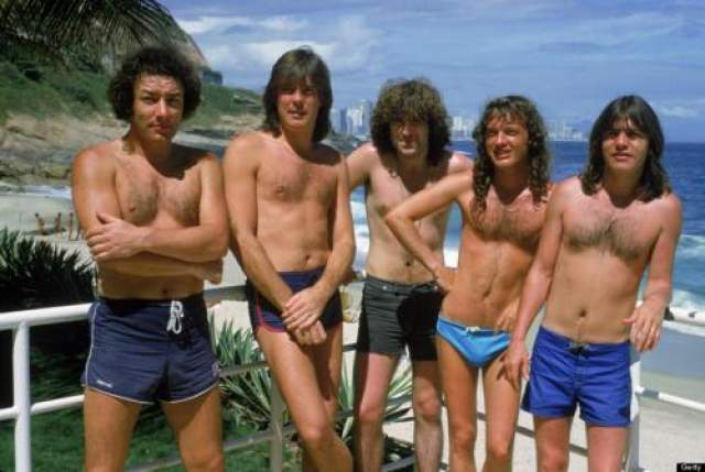 AC/DC, 1985 год