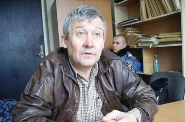 Сергей Ткач. Верховный суд Украины в 2007 году рассматривал его участие в 40 убийствах, еще 60 дел об убийствах продолжала расследовать прокуратура.