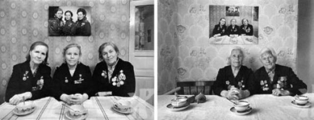 """""""Три фото""""."""