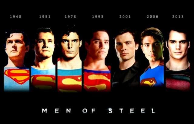 """""""Супермен"""", 1951. Проклятие """"Супермена"""" традиционно падает на звезд, играющих положительных героев. Самыми известными жертвами проклятия стали Джордж Ривз и Кристофер Рив."""