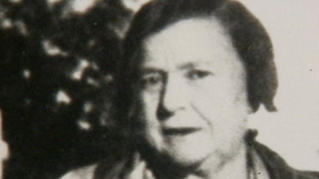 """Мамаша Баркер. Кейт """"Мамаша"""" Кларк Баркер была матерью четырех сыновей, возглавлявших известную Банду Баркеров."""