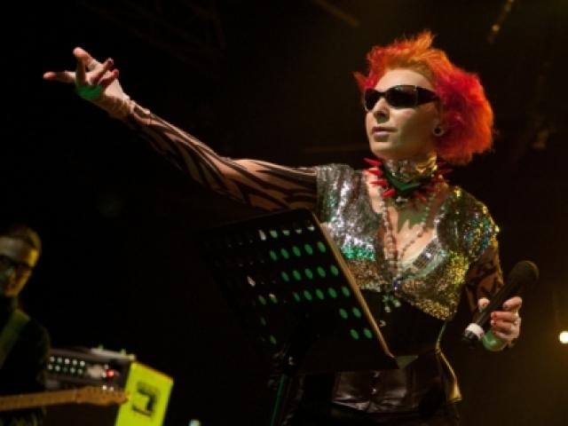 Известно, что Агузарова работала в США диджеем и даже водителем в Международном центре знаменитостей. Вскоре Агузаровой заинтересовался продюсер Брайан Ино, работавший с группой U2. Правда, сотрудничество между певицей и продюсером так и не состоялось.
