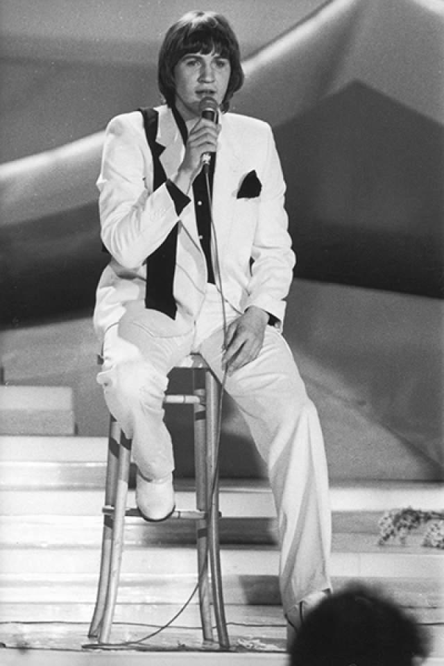 "Джонни Логан , Ирландия (""What`s Another Year""), 1980 год"