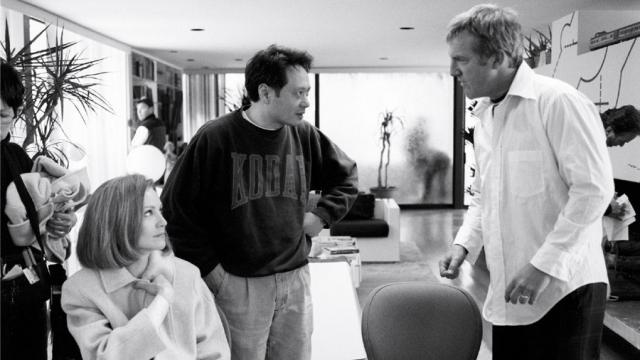 """Только в 36, после победы его двух сценариев на конкурсе, Ли сумел найти спонсоров для своего полнометражного фильма. Это помогло ему ярко дебютировать на """"фабрике грез""""."""
