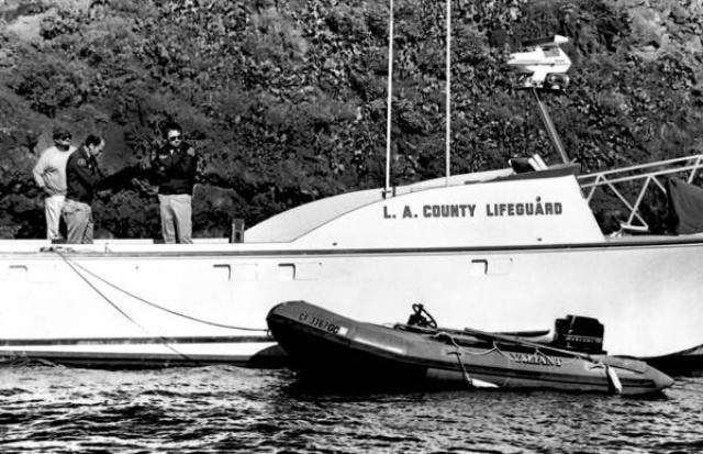 Натали Вуд утонула в ночь с 29 на 30 ноября 1981 года при невыясненных обстоятельствах во время плавания на яхте у острова Санта-Каталина в Калифорнии.