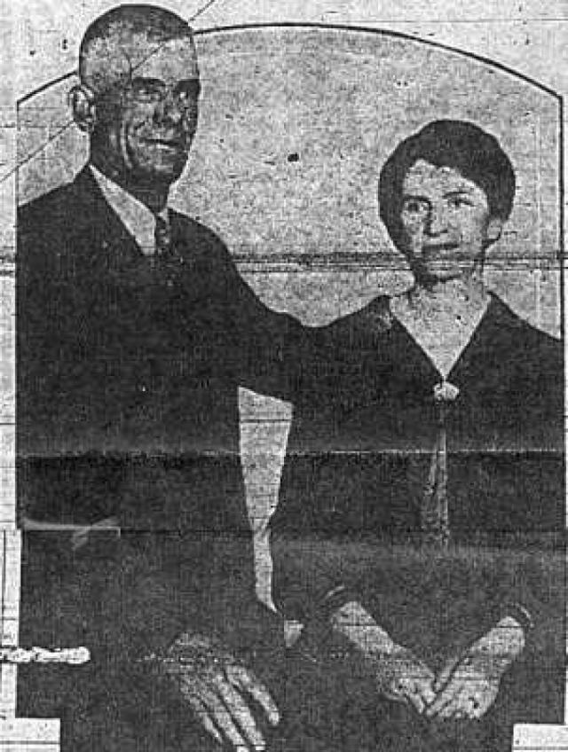"""21 апреля 1912 года """"New York Times"""" опубликовала историю Эдварда и Этель Бинов , которые плыли на """"Титанике"""" во втором классе. После крушения Эдвард помог супруге сесть в шлюпку. Но когда лодка уже отплыла, он увидел, что она наполовину пуста, и бросился в воду. Этель втащила мужа в шлюпку."""