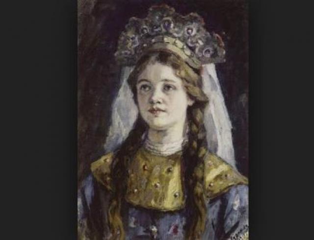 Потом была 17-летняя Анна, скончавшаяся через три месяца после свадьбы от грудной болезни. Василису Мелентьеву - предпоследнюю жену Грозного похоронили заживо за измену, и лишь Мария Нагая пережила мужа.