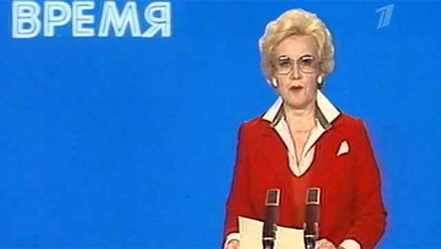 В 1962 году Шатилова была принята на Центральное телевидение СССР.