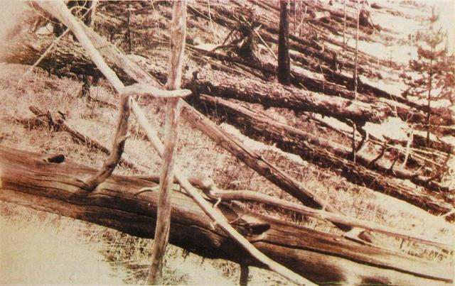 В 7 часов 14 минут по местному времени над Южным болотом близ реки Подкаменной Тунгуски тело взорвалось; сила взрыва, по некоторым оценкам, достигала 40-50 мегатонн тротилового эквивалента