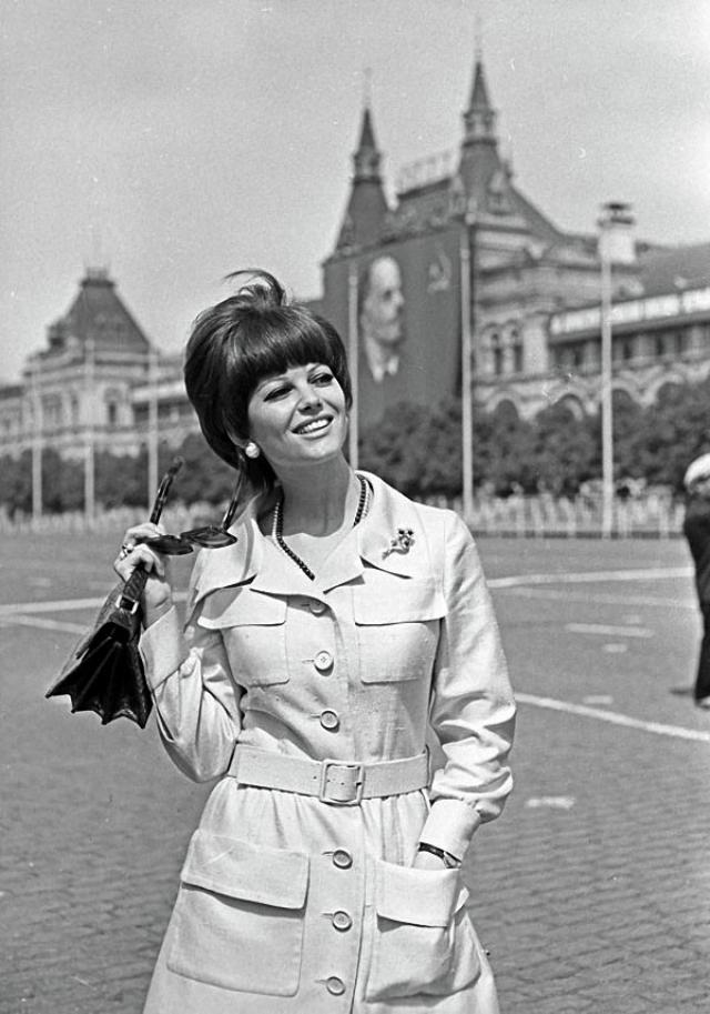 Клаудия Кардинале , 1967.