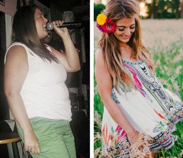 Сейчас 26-летняя Коннер весит 60 кг.