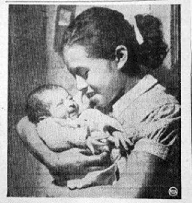Ильда Трухильо родила в 9 лет 2,7-килограммовую девочку в госпитале Лимы в декабре 1957 года. Ильда была изнасилована двадцатидвухлетним двоюродным братом.