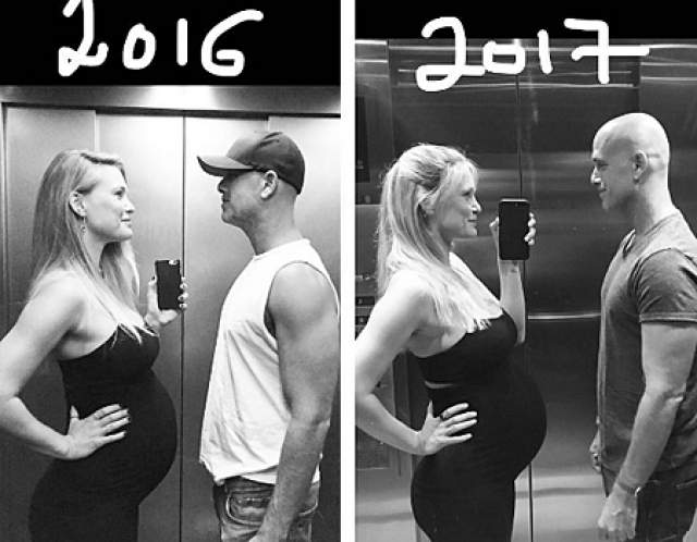 Через несколько месяцев после начала отношений они начали жить вместе в Тель-Авиве, а в январе 2015-го приняли решение пожениться. Сейчас у них растут двое дочек: Лив и Элль.