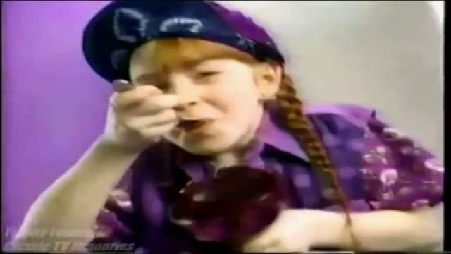 Линдси Лохан в юные годы предпочитала не алкоголь, а желе Jell-O Grape