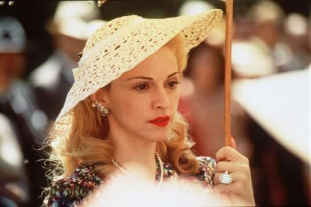 """Мадонна . Мадонну антинаграды никогда не могли останавливали. За всю свою актерскую карьеру она целых восемь раз становилась лауреатом """"Золотой малины""""."""