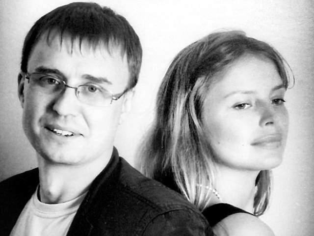 Но тут она встретился будущего мужа Дмитрия Кудина.