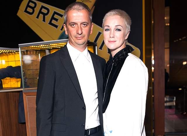 Дарья Мороз и Константин Богомолов Дочь Юрия Мороза и Марины Левтовой также вышла замуж за режиссера, но за театрального.