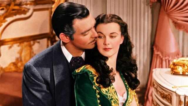 """Вивьен Ли – Скарлетт. """"Унесенные ветром"""" - абсолютный шедевр мирового кинематографа, собравший восемь Оскаров, а роль волевой и решительной красавицы Скарлетт сделала Вивьен Ли мегазвездой."""