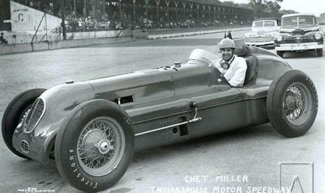 Чет Миллер стал первым американским гонщиком, погибшим на Формуле-1. Он погиб спустя 11 месяцев после смерти Кэмерона Эрла, 15 мая 1953 года на трассе Индианаполис Мотор Спидвей.