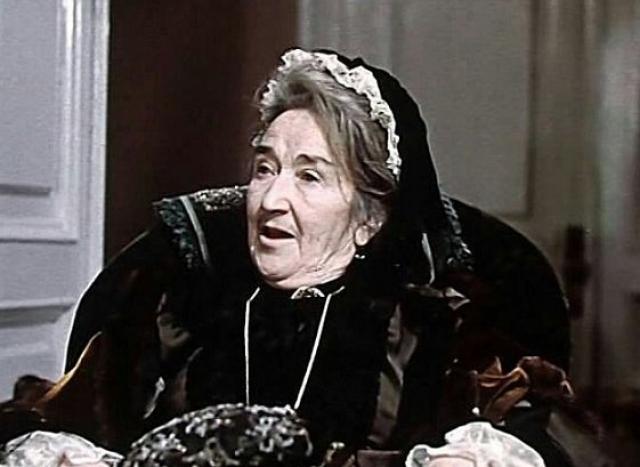 Актриса скончалась 3 ноября 1980 года. Похоронена в Москве на Ваганьковском кладбище.