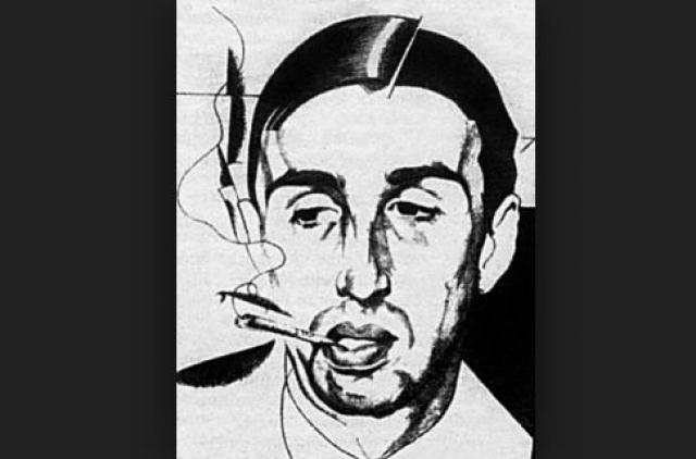 """Бонди, почему-то разглядевший в Иванове прирожденного курильщика гашиша, клятвенно обещал поэту """"красочные грезы, озера, пирамиды, пальмы…"""", а того лишь затошнило."""