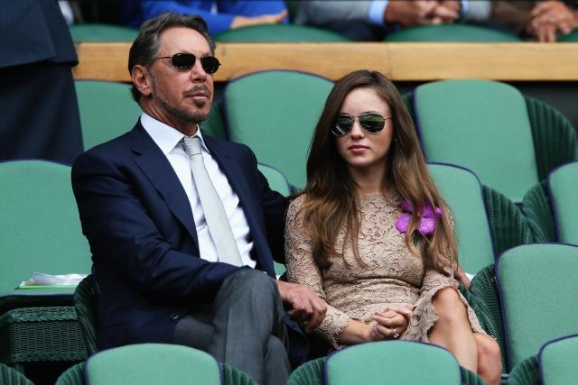 Кроме того, Эллисон подарил на 21-летие своей дочери Меган $2 млрд на создание собственной кинокомпании.