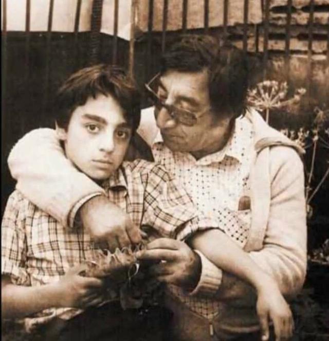 Психические отклонения, переданные по наследству от матери, проявились в сыне Мкртчяна Вазгене, а дочь актера погибла в автокатастрофе.
