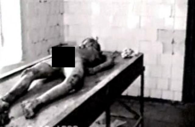 Последнего из них Головкин пытал и насиловал 12 часов, после чего повесил и пошел на работу.