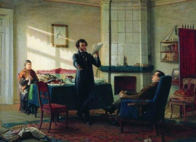 """Правда, состоялись из них всего четыре, в силу того, что у Пушкина было много друзей, и они всегда хлопотали о примирении сторон. В 1836-м Пушкин бросил перчатку Жоржу Дантесу, но этот случай был """"замят"""" (тот обручился со свояченицей поэта и не делу не дали ход)."""
