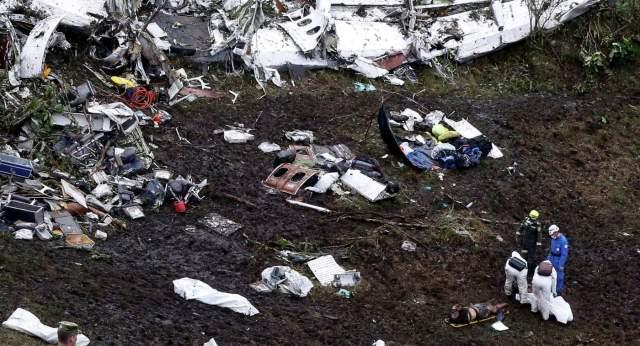 Спустя 15 месяцев Управление по делам гражданской авиации Колумбии выяснило, что пилотам поступило предупреждение о нехватке топлива, но до места назначения оставалось 40 минут, поэтому летчики сигнал проигнорировали и продолжили следовать в Медельин.