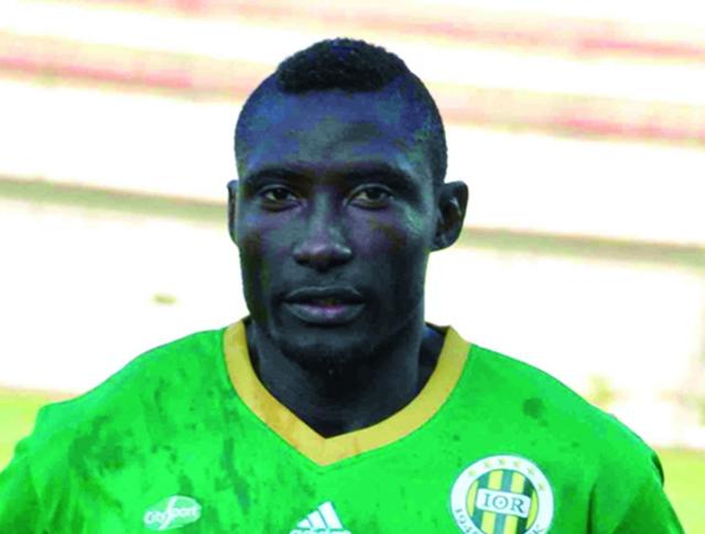Альбер Эбоссе (футболист, 24 года). Эбоссе был лучшим нападающим чемпионата Эфиопии сезона-2013/14, а на старте следующего успел забить уже два гола.