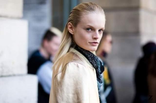 Несмотря на такую внешность, она одна из самых востребованных на сегодня моделей. Valentino и Balenciaga буквально дёрнуться за неё.