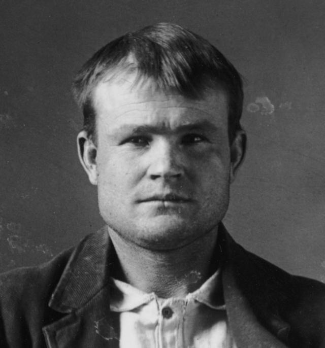 Буч Кэссиди. Настоящая легенда Дикого Запада: известный американский грабитель банков и поездов.
