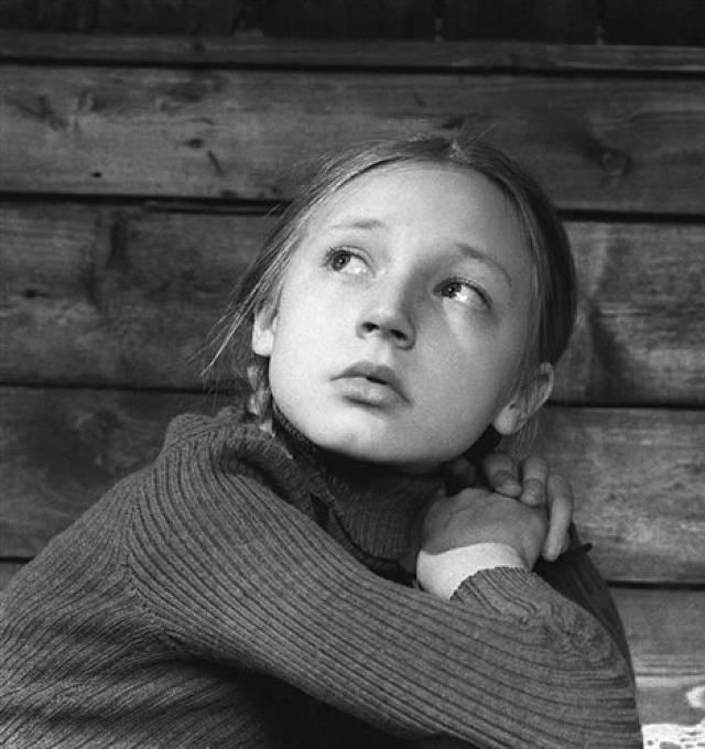 """Кристина Орбакайте. Ролан Быков выбрал дочь Аллы Пугачевой на главную роль в школьной драме """"Чучело"""" совсем не потому, что она была внешне привлекательной, скорее наоборот."""