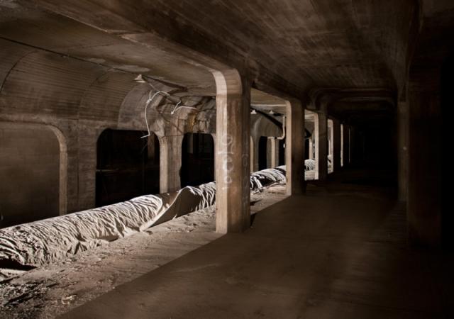 Недостроенное метро в Цинциннати. Строительные работы метро в Цинциннати начались в 1920 г. Но спустя семь лет выделенные на проект $6 млн закончились и городские власти решили, что город вполне обойдется без метро.