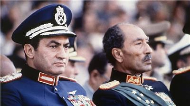 Дело Садата успешно продолжил вице-президент Хосни Мубарак, который был ранен во время покушения в руку.
