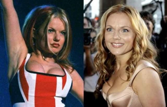 """Джери Халливелл Бывшая """"перчинка"""", участница группы Spice Girls Джерри Халливелл призналась, что использовала ботокс, но утверждала, что из-за него испытывала жуткую головную боль, поэтому постоянно ищет новые способы омоложения."""