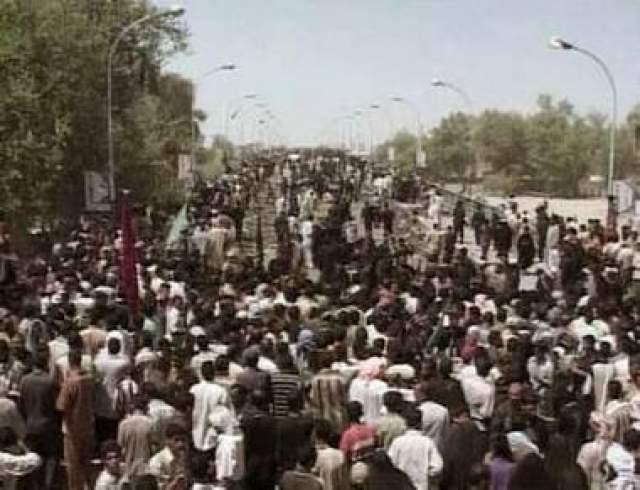 Трагедия на мосту Аль-Аимма в Багдаде Трагедия произошла 31 августа 2005 года на мосту Аль-Аимма неподалеку от главной шиитской святыни Багдада - мечети Казымия, куда пришли тысячи паломников, чтобы почтить годовщину мученической смерти шиитского имама Мусы аль-Казыма.