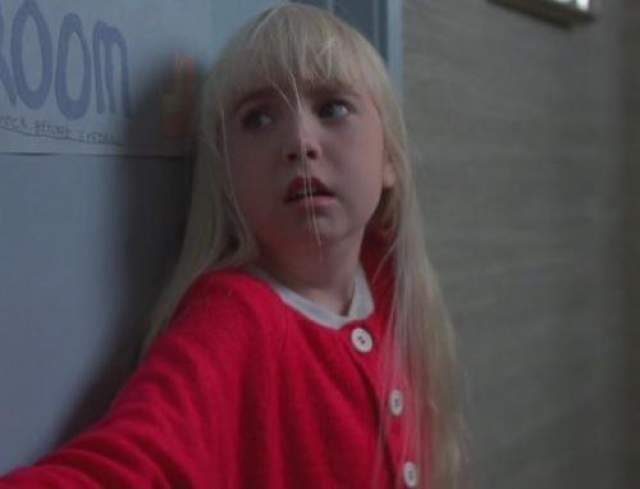 """Полтергейст-3 (1988) За четыре месяца до выхода третьей части трилогии """"Полтергейст"""" в возрасте 12 лет умерла Хезер о Рук, исполнительница роль Кэрол Энн Фрилинг."""