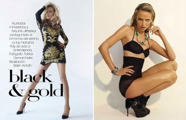 Сегодня Поли - одна из самых востребованных моделей в мире, а французское издание Vogue включило девушку в тридцатку лучших моделей 2000-х годов.