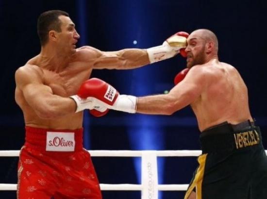 У соперника Кличко боксера Фьюри оказался положительный допинг-тест на кокаин - Цензор.НЕТ 8186