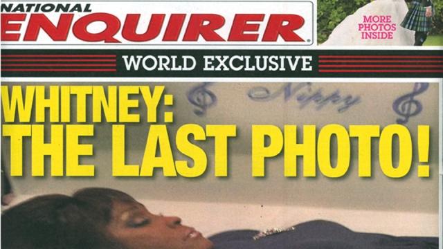 """Уитни Хьюстон. Знаменитая американская певица умерла 11 февраля 2011 года в номере отеля Beverly Hilton накануне 54-й церемонии вручения премии """"Грэмми""""."""