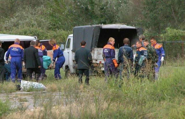 23 августа 2003 года обгоревшие обломки вертолета были обнаружены в 150 км южнее Петропавловска-Камчатского.