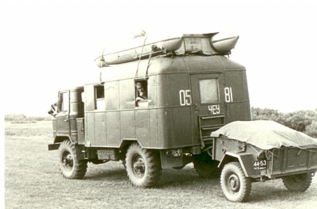В мае 1958 года в 12 км от Озерска, на территории ВУРСа была создана опытная научно-исследовательская станция.