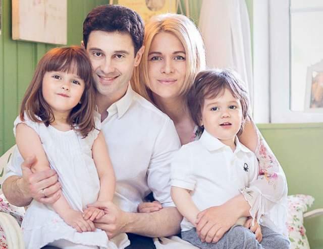 Когда в начале сентября 2012 года у пары родилась дочь Мария, они были на седьмом небе от счастья.