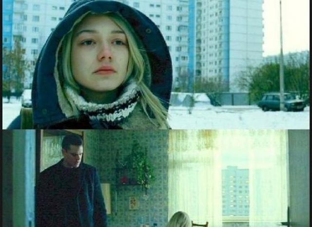"""И вот, актриса появилась в небольшом эпизоде голливудского фильма """"Превосходстве Борна""""."""