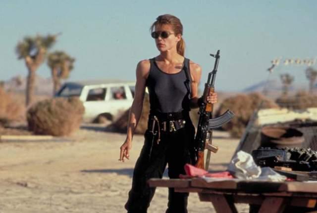 Кстати, в новой части фильма, которая выйдет в 2019 году, Сару снова сыграет Линда Хэмилтон.