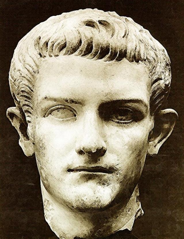 Калигула , римский император, известный как страшный правитель, любивший разврат и жестокость, но настоящим фетишем для него являлось золото. Слуги складывали его впечатляющие золотые запасы в огромные кучи, чтобы он мог кататься по золоту, просто потому, что наслаждался прикосновением драгоценного металла к коже.